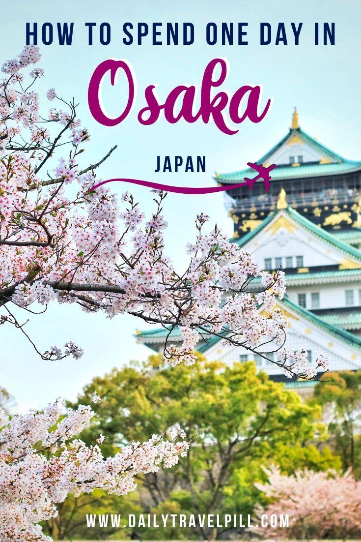 Osaka one-day itinerary