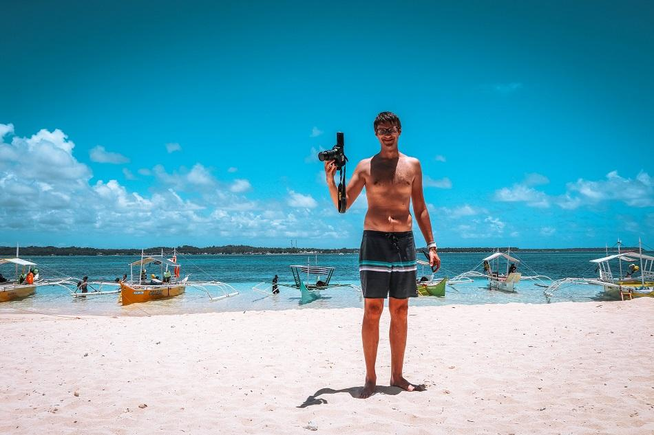 Siargao island hopping tour