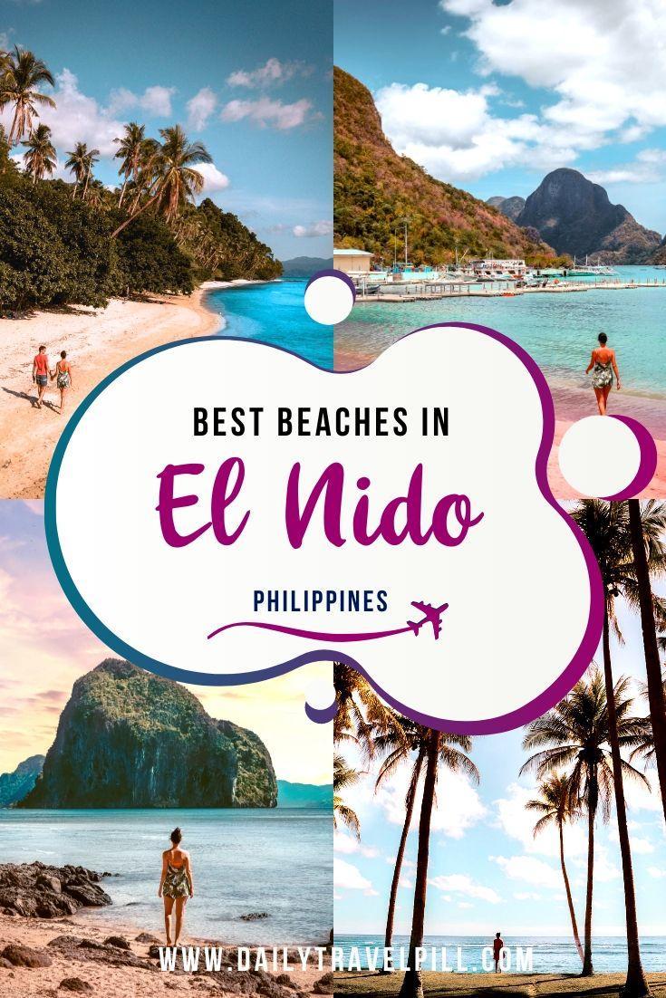 The best beaches in El Nido, Palawan