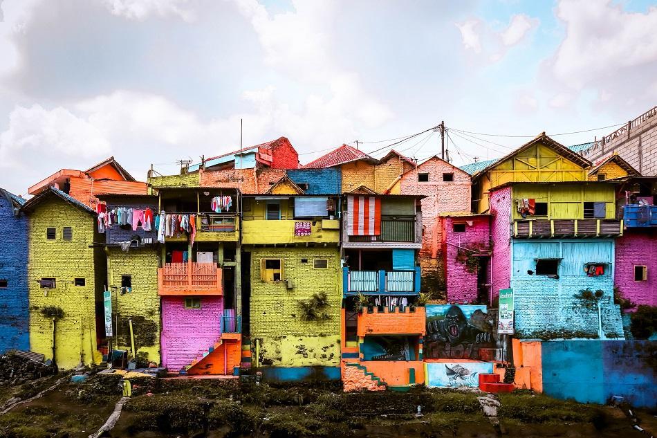 Malang colorful village