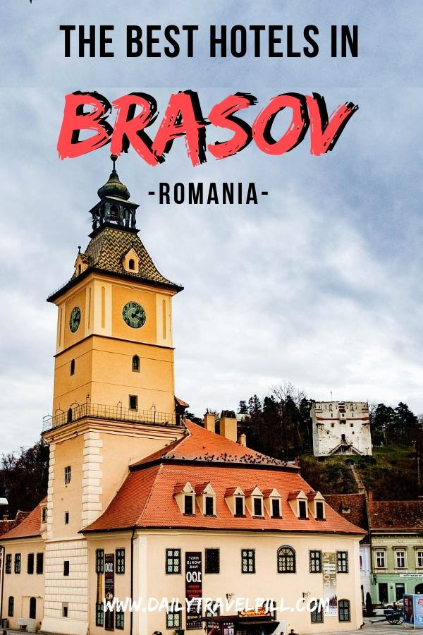 The best hotels in Brasov