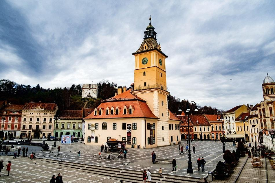 Brasov Old City Center