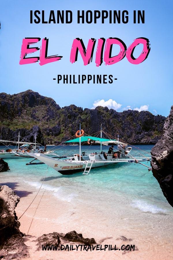 El Nido Island Hopping Tour A