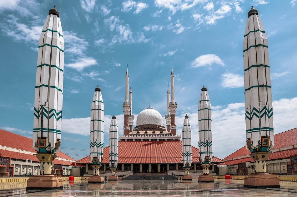 Java Central Mosque