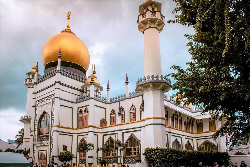 Masjid Mosque, Singapore