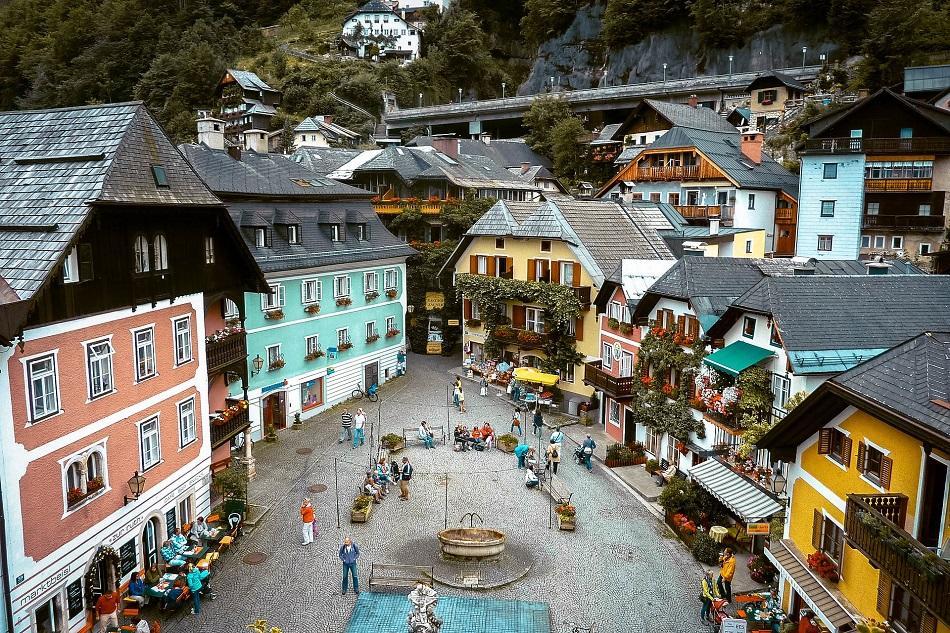 Hallstatt Old Town