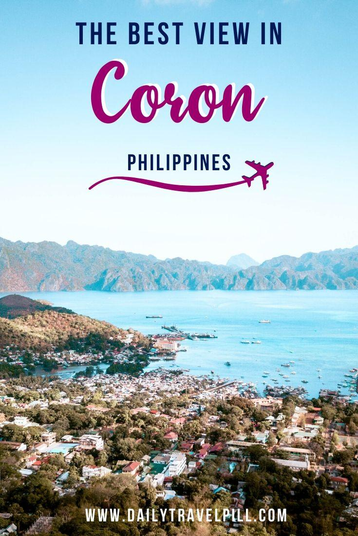 Hiking Mount Tapyas Coron