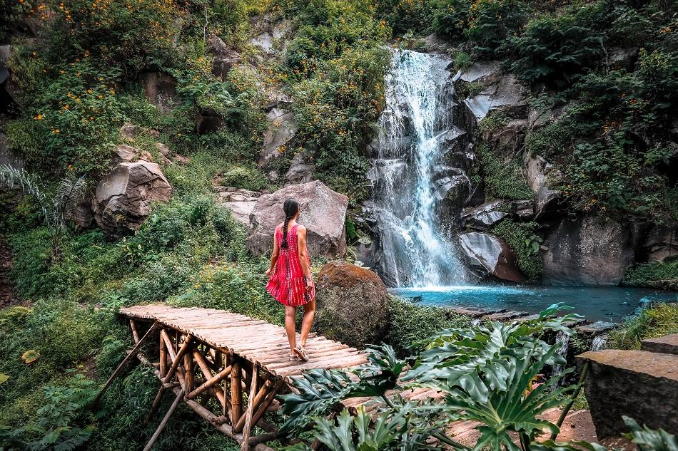 Malang waterfall