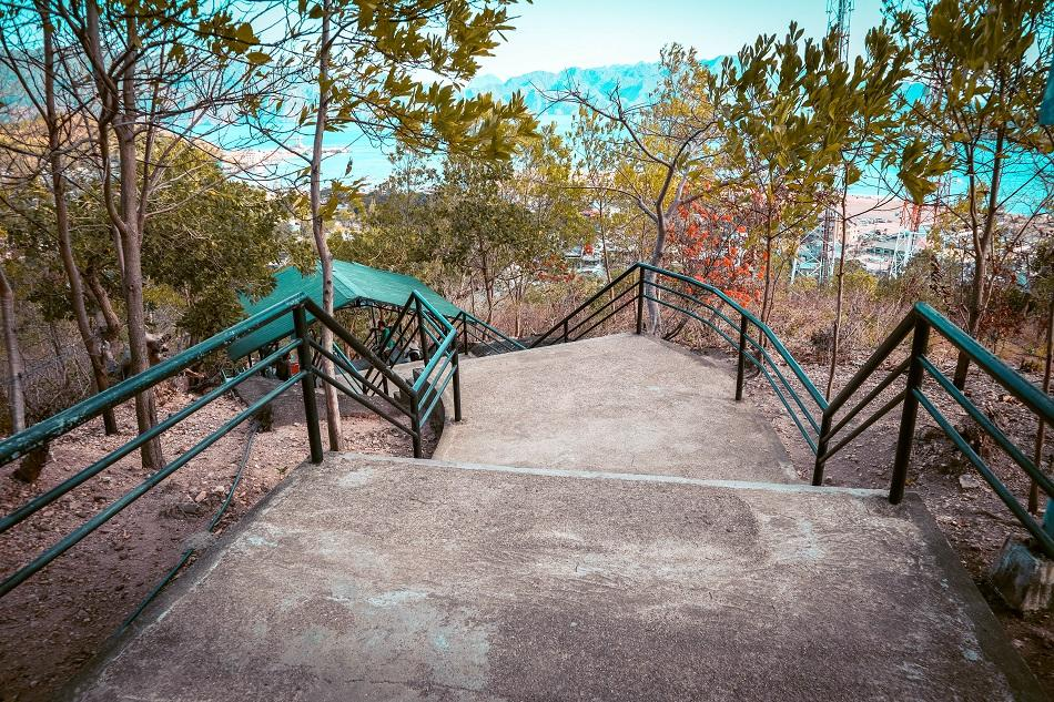 Mt. Tapyas, Coron stairs