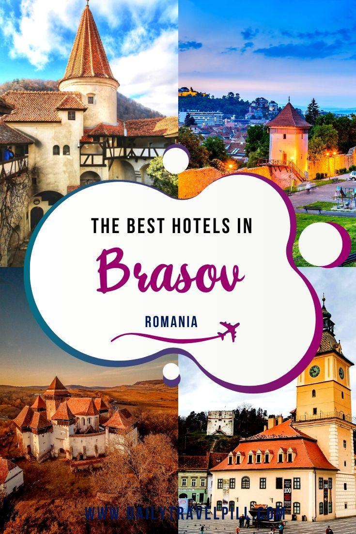 The best hotels in Brasov, Romania