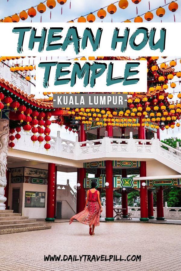 Thean Hou Temple, Luala Lumpur Guide