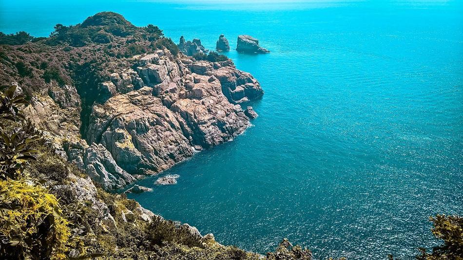 Oedo Island Busan