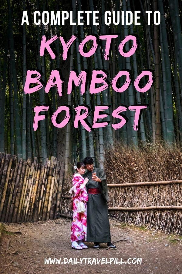 Kyoto Bamboo Forest Guide