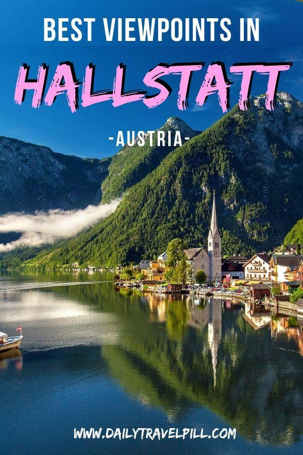 Hallstatt photography locations