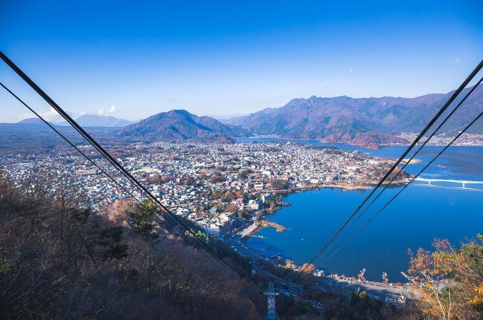 Kawaguchiko ropeway