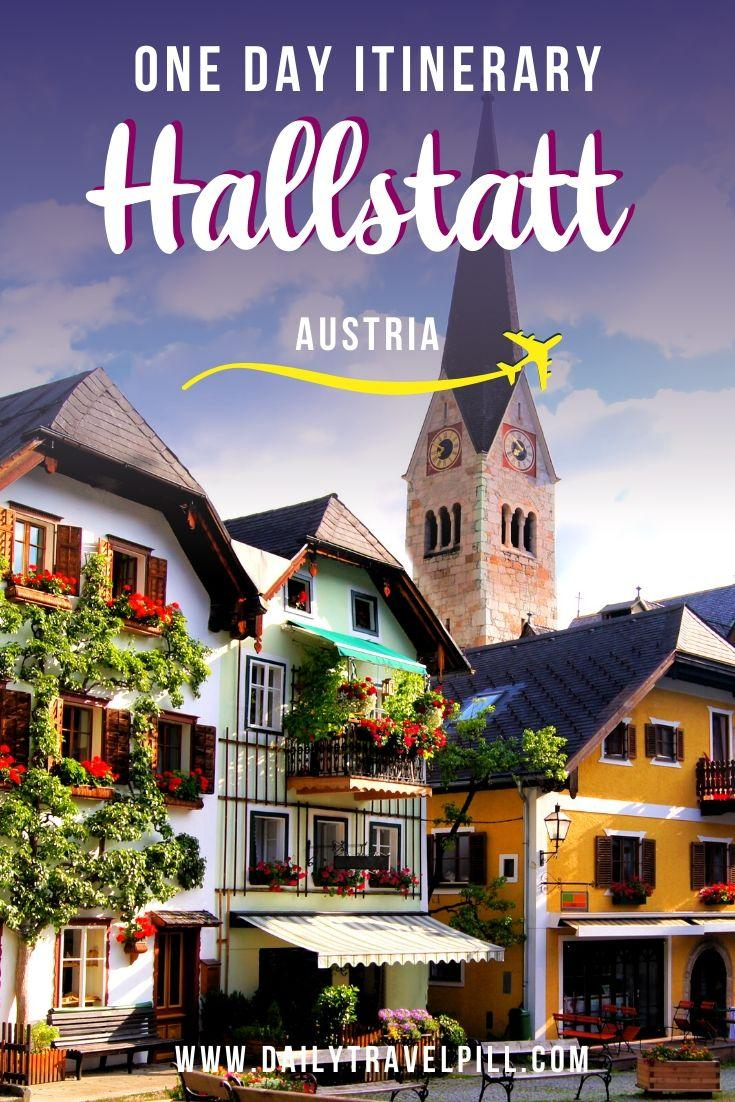 Hallstatt in one day itinerary