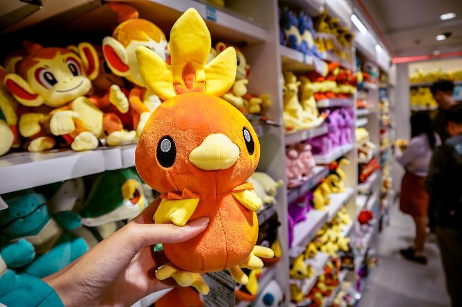 Tokyo Pokemon Center