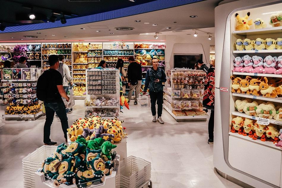 Tokyo Pokemon Center Store