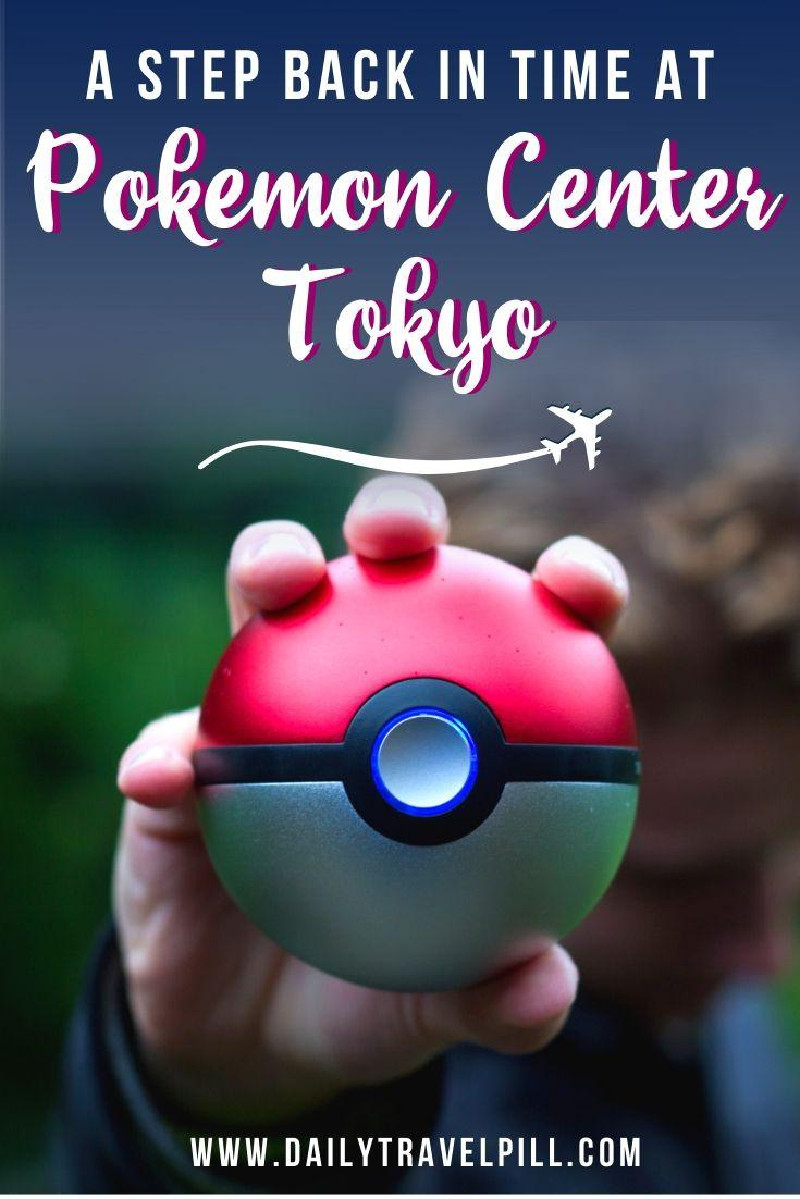 Pokemon Center Mega Tokyo guide - things to buy, how to get there