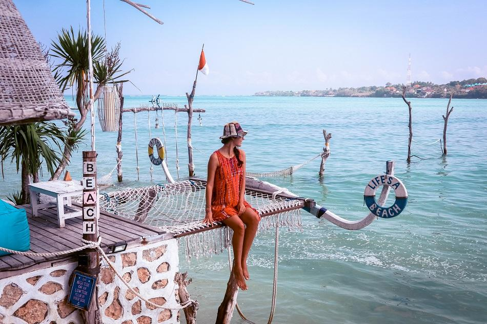 Sea Breeze Restaurant, Nusa Ceningan