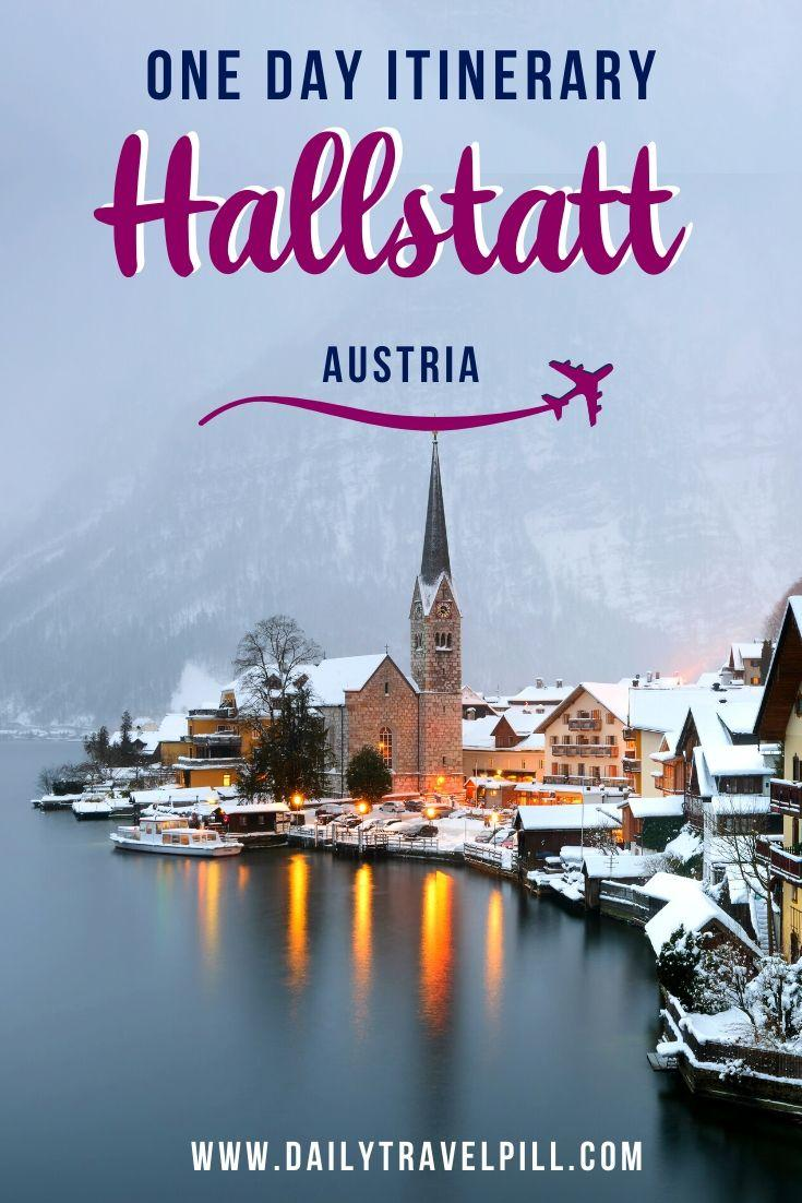 What to do in Hallstatt in one day
