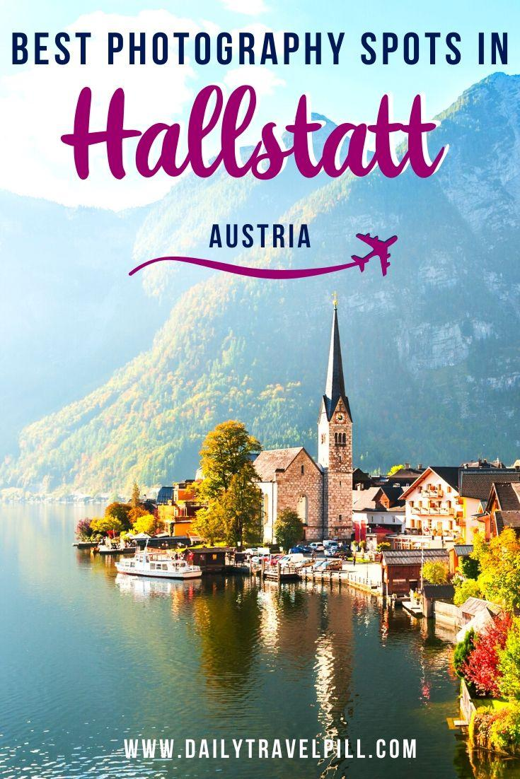 The best view in Hallstatt