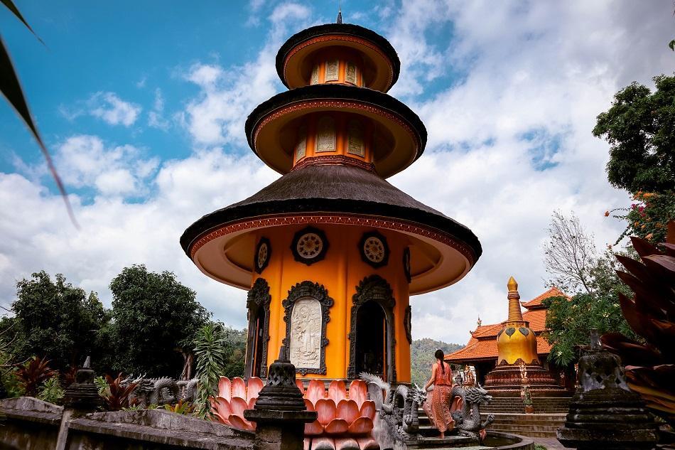 Brahmavihara-Arama Temple, Bali