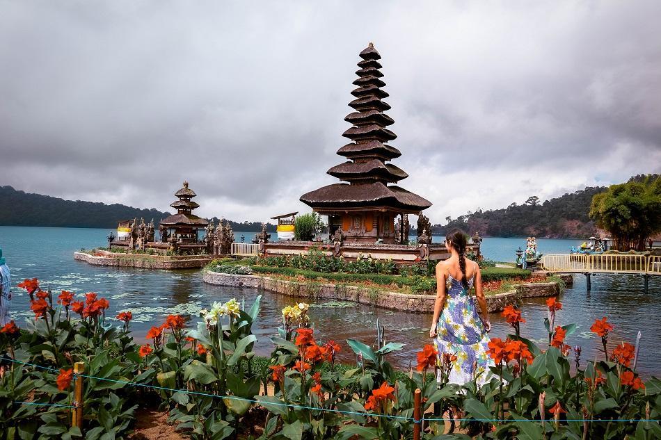 Pura Ulun Danu Temple Bali