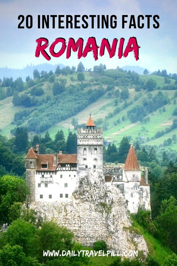 20 facts about Romania