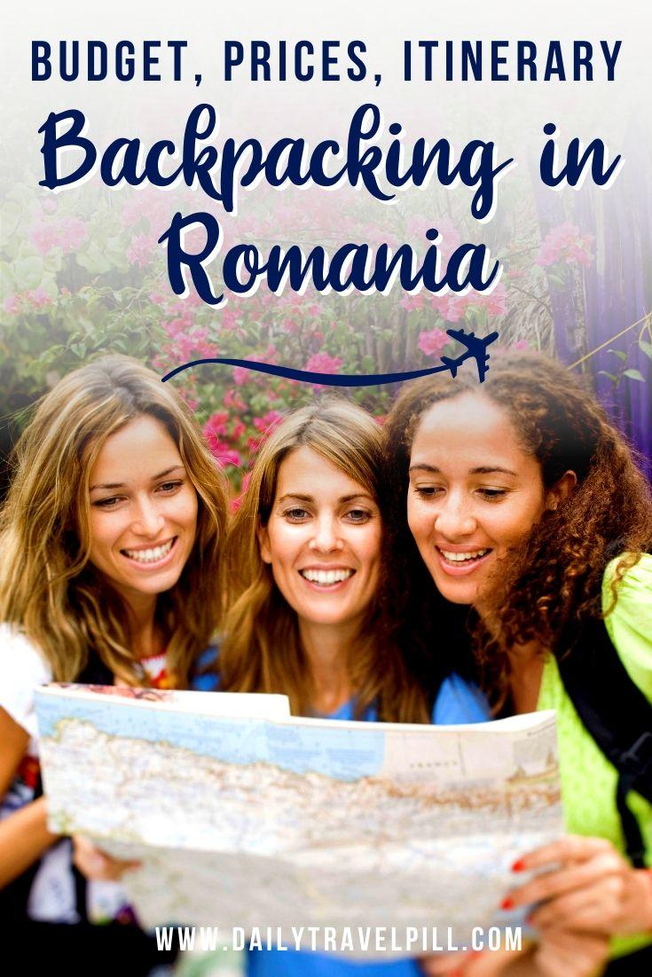 Backpacking in Romania guide