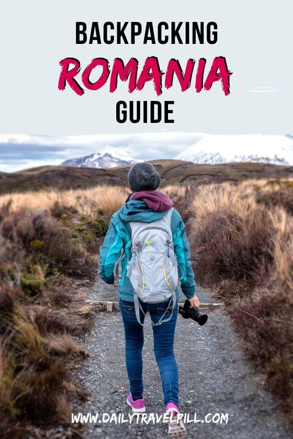 Backpacking Romania guide