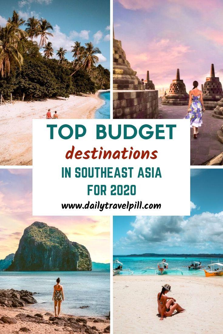 Affordable destinations in Southeast Asia