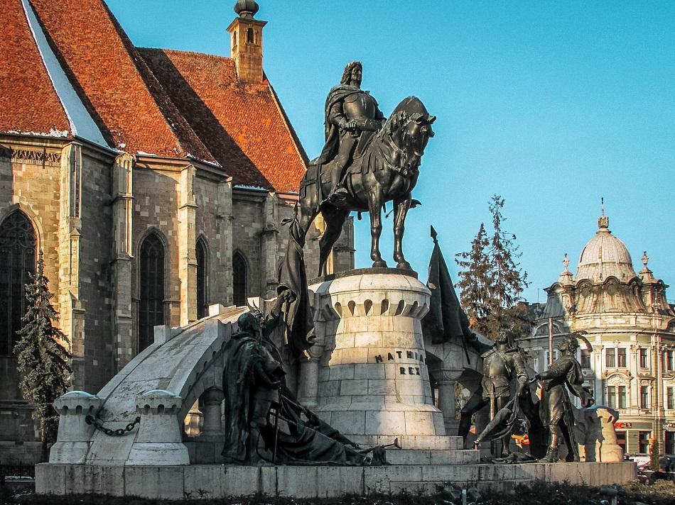 Backpacking Cluj Napoca