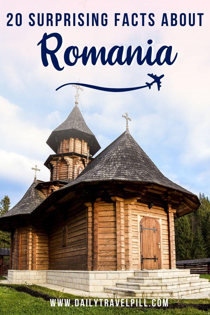 20 surprising facts about Romania