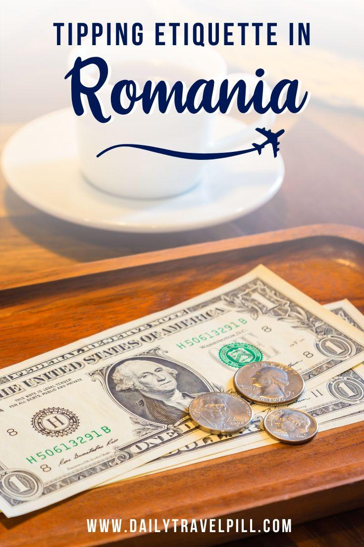 Tipping in Romania