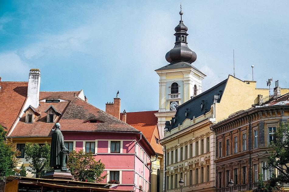 Backpacking Sibiu