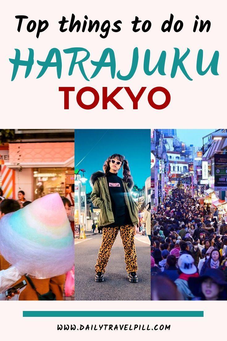 Things to do in Harajuku, Tokyo