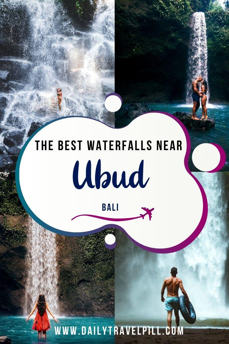 Best Ubud Waterfalls in Bali