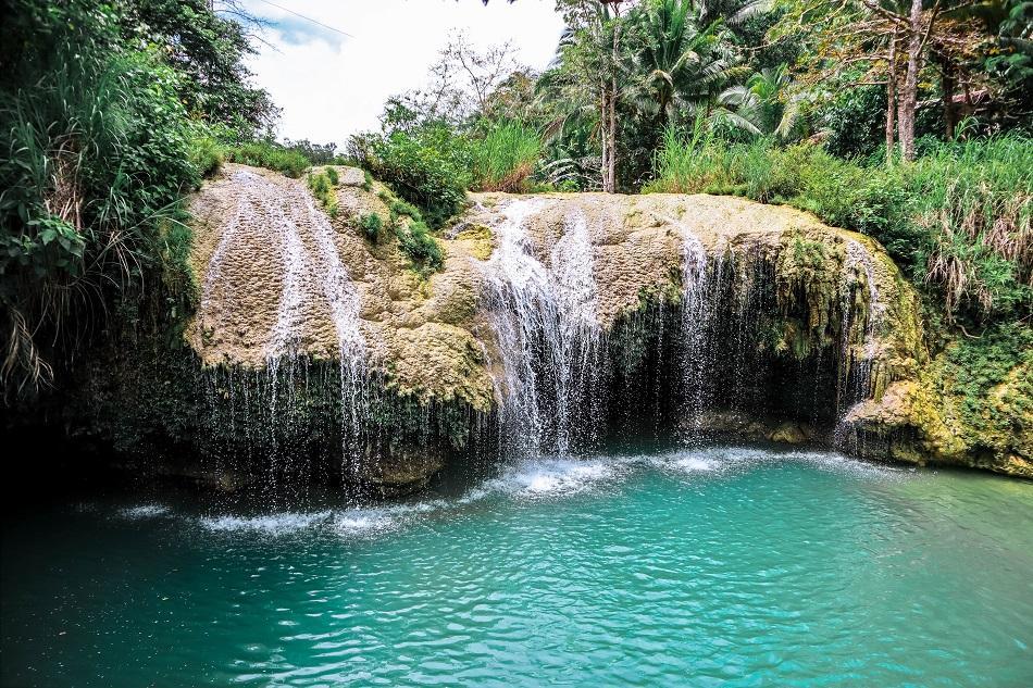Pangas Falls Bohol