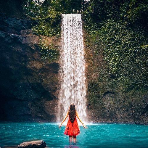BEST Hidden Waterfalls Near Ubud, Bali