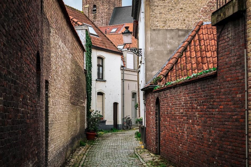 Bruges street photography