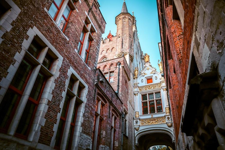 Balcony Brugge photography location