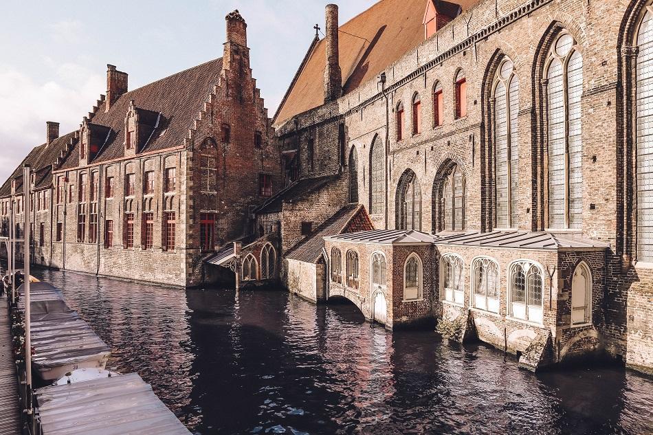 Sint Janshospitaal Bruges photography location