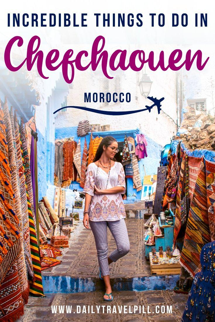 Top things to do in Chefchaouen, Morocco