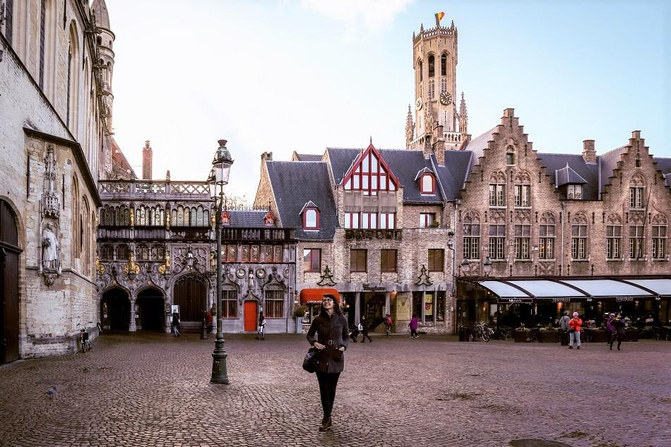 Cathedral of the Holly Blood Bruges