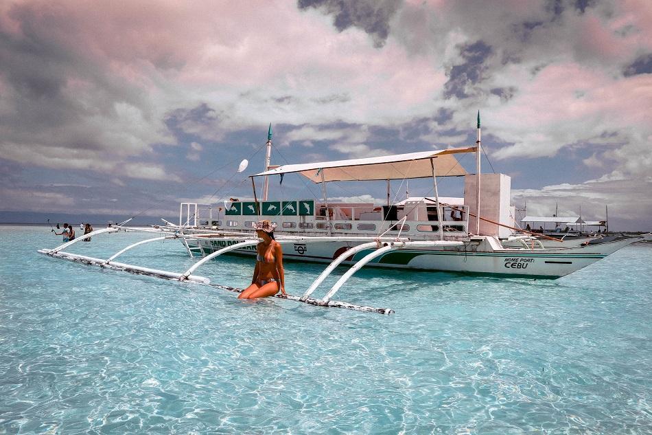Naked Island Bohol