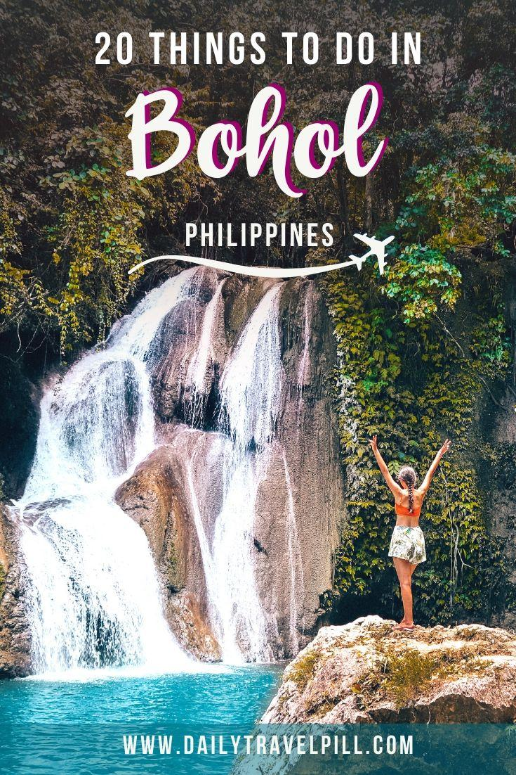 Top things to do in Bohol, Philippines