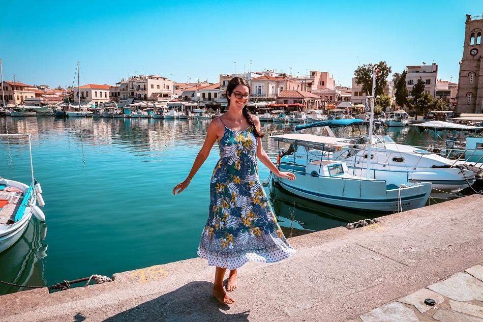 Athens day cruise to Aegina