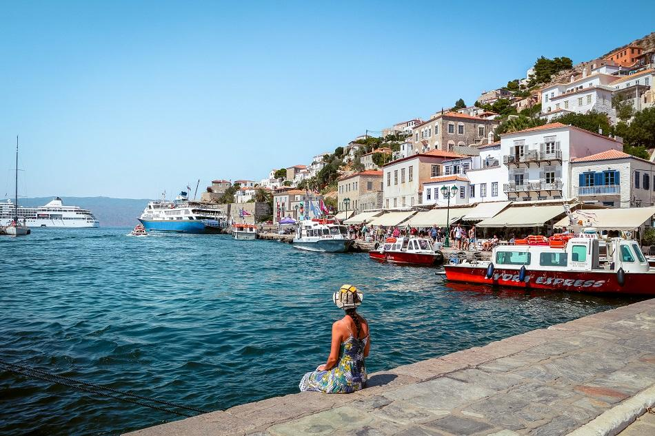 Athens day cruise to Hydra