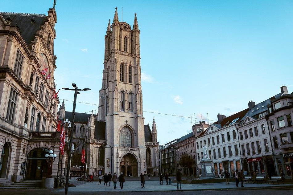 St. Nicholas' Church, Ghent